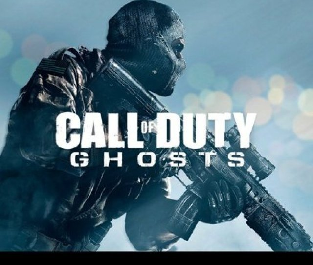 Amazon Com Call Of Duty Ghosts Pc Video Games