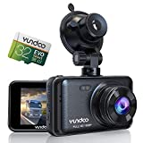 Dash Cameras for Cars - Contain 32GB SD Card,Full HD 1080P Dash Cam,3 inches IPS Screen Wide-Angle Lens Car Camera,G-Sensor ,Loop Recording,Parking Monitoring.(2020 Star Version)