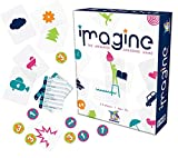 Imagine - The Visual Charades Game Card Game