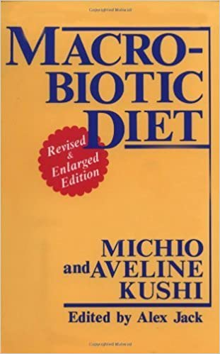 Macrobiotic Diet by Michio Kushi (1993-02-15)