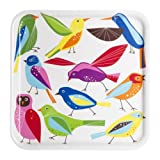 IKEA BARBAR Tray, Bird, L:13' x W:13'