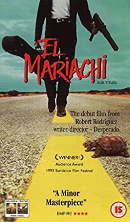 Image result for el mariachi vhs