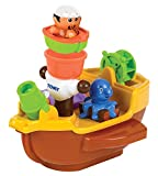 Toomies Pirate Ship Bath Toy