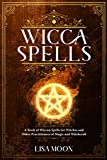 Wicca Spells: A Book of Wiccan Spells for Witches and Other Practitioners of Magic and Witchcraft