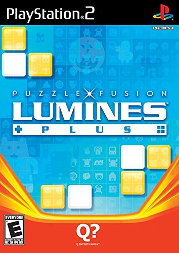 Lumines Plus - PlayStation 2