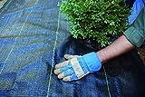 Dewitt 6-Feet by 250-Feet Bulk 5-Ounce Woven Landscape Fabric