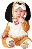 InCharacter Puppy Love Infant/Toddler Costume-Large (18-2T) Orange
