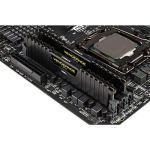 Corsair Vengeance LPX 16GB (2 X 8GB) DDR4 3600 (PC4-28800) C18 1.35V Desktop Memory – Black