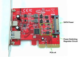 Ableconn-PU31-AC-2-USB-31-Gen-2-10-Gbps-Type-C-Type-A-PCI-Express-PCIe-x4-Host-Adapter-Card-ASMedia-ASM2142-Chipset