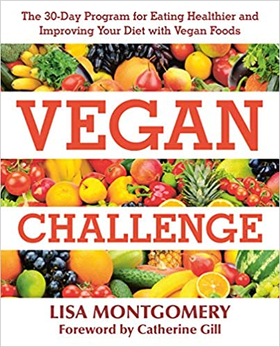 Vegan Challenge: The 30-Day Program Book Review