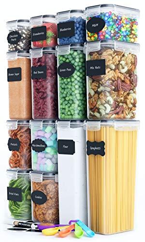 Chef's Path Premium Food Storage Container Set