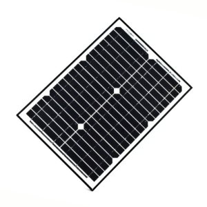 New Solar Panel for GTO Mighty Mule Gate Opener 20W 12V
