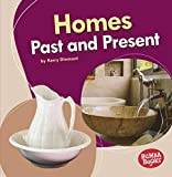 Homes Past and Present (Bumba Books  _ Past and Present)