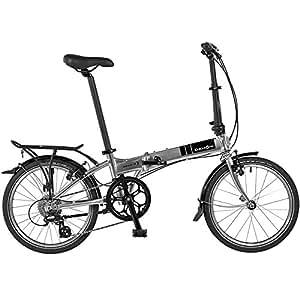 Amazon.com : Dahon Folding Bikes 2019 MARINER, 20 In ...