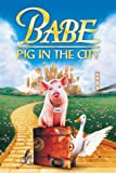 Babe: Pig In The City poster thumbnail