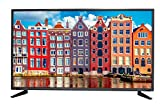 Sceptre 50 inches Slim ATSC QAM MEMC 120 1080p LED HDTV, Metal Black (2019)
