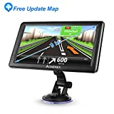 AONEREX GPS Navigation for Trucks with 9 inch Touch Screen car GPS Supports Lifelong map Update