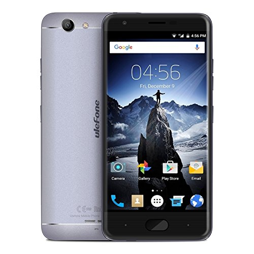 Ulefone U008 Pro 5.0 inch Android 6.0 Smartphone, MT6737 Quad Core 1.3GHz, 2GB RAM + 16GB ROM GSM & WCDMA & FDD-LTE (Grey)