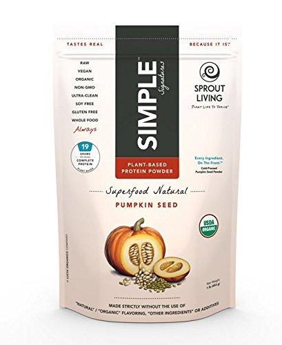 Organic Pumpkin Seed Powder