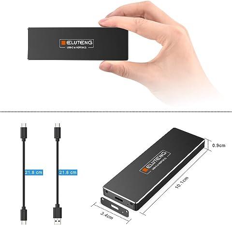 ELUTENG M.2 SSD ケース