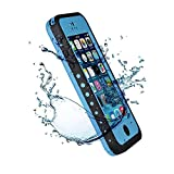 New Waterproof Shockproof Dirtproof Snowproof Protection Case Cover Only for Apple iPhone 5C Light Blue