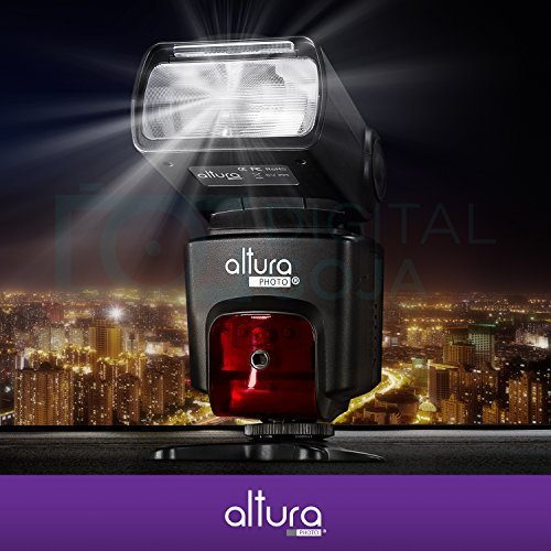 Flashes / AP-C1001 Altura Photo Dedocated Flash Canon