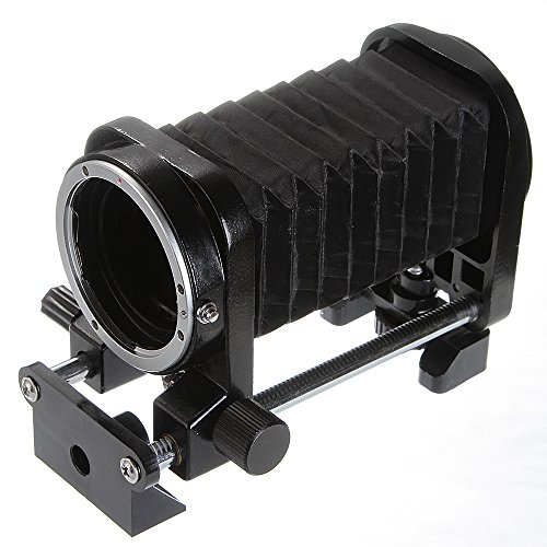 Fotga Macro Lens Bellows for Nikon D700 D300 D200 D100 D5000 D90 D80 D70 D70s D60 D50 D40 DSLR SLR