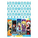 amscan Beyblade Plastic Table Cover, Party Favor