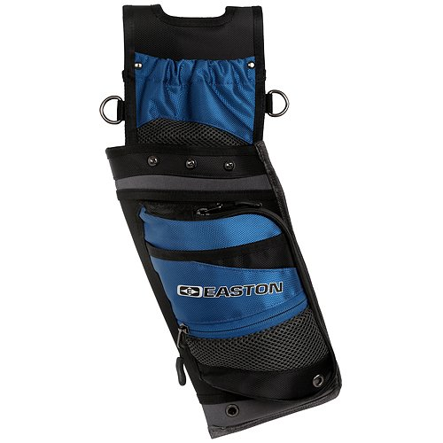 Easton Deluxe Field Quiver, Left Hand, Blue
