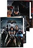 Batman Vs Superman Portfolio Folders -Pack of 2
