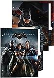 Batman Vs Superman Portfolio Folders -Pack of 2