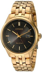Citizen Men's Gold-Toned Stainless Steel Watch