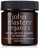 John Masters Organics Hair Texturizer, Bourbon Vanilla and Tangerine, 2 Ounce