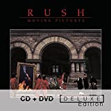 Moving Pictures - Deluxe Edition [CD + DVD-Audio]