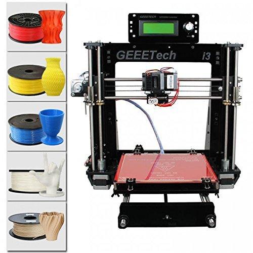Geeetech Acrylic Prusa I3 Pro B Unassembled 3D printer DIY Kit high...