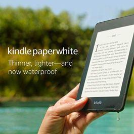 Kindle Paperwhite (10th gen) – with Built-in Light, Waterproof, 8 GB, WiFi