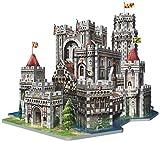 Wrebbit 3D Puzzle King Arthur's Camelot 3D Puzzle (865-Piece)