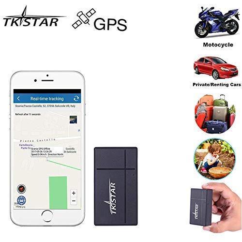Portable Small GPS Tracker