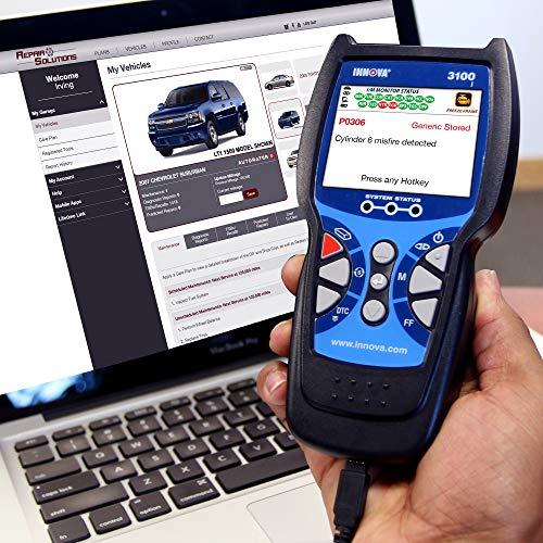 Innova 3100J code reader