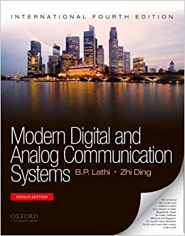Image result for Where can I download for free the eBook of BP Lathi - Modern Digital and Analog Communication Systems 4th edition