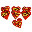 ½ Dz. Super Hero Cookies Hero, Valentine's Day , Classroom Treat