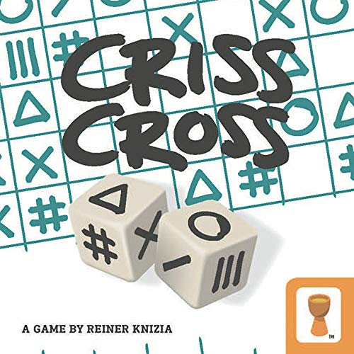 Criss Cross Dice Game