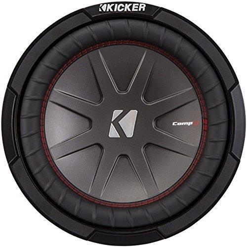 Kicker CompR 8' 2-Ohm Subwoofer