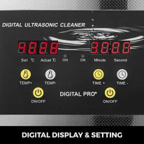 VEVOR-3L-Upgraded-Ultrasonic-Cleaner-Professional-Digital-Lab-Ultrasonic-Parts-Cleaner-with-Heater-Timer-for-Jewelry-Glasses-Cleaning200W-Heater120W-Ultrasonic