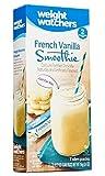 Weight Watchers French Vanilla Smoothie, (7 x 0.77oz) slim packs net wt. 5.4oz
