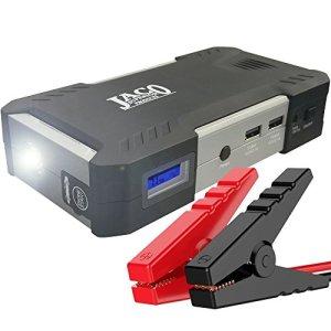 JACO BoostPro Car Battery Jump Starter – Portable Power Bank – 600A/16500mAh