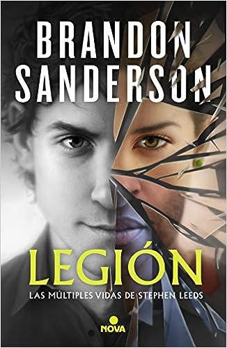 Legión: Las múltiples vidas de Stephen Leeds de Brandon Sanderson