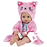"Adora BathTime Baby ""Kitty"" 13' Fun Kids Bathtub Water / Shower / Swimming Pool Time Play Soft Cuddly Toy Play Doll Toddler Kids & Children 1+"