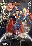 Warner Bros Superman Figurine DC Comics Cake Topper