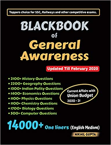blackbook of general awareness pdf